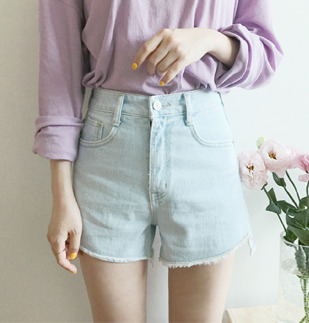 ice blue (shorts)
